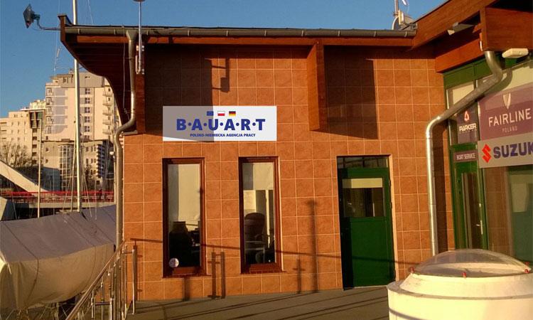 Siedziba firmy Bau-Art